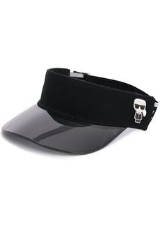 Karl Lagerfeld K/Ikonik visor