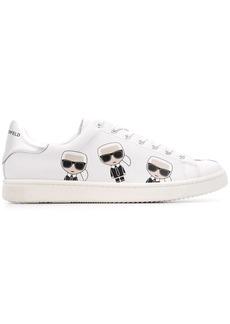 Karl Lagerfeld Kourt Multikonic Karl printed sneakers
