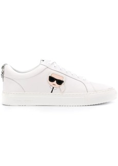 Karl Lagerfeld Kupsole Plexikon low top sneakers