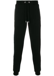 Karl Lagerfeld logo print sweat pants