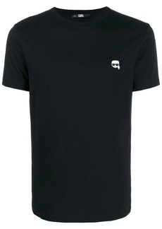 Karl Lagerfeld logo short-sleeve T-shirt