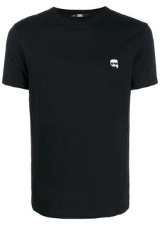 Karl Lagerfeld logo short-sleeve T-shirt