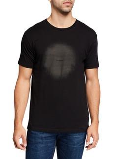 Karl Lagerfeld Men's Bullseye Graphic T-Shirt