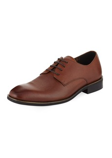 Karl Lagerfeld Men's Oxford Lace-Up Dress Shoes