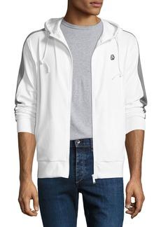 Karl Lagerfeld Men's Reflective-Striped Track Jacket