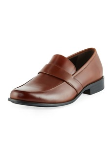 Karl Lagerfeld Men's Smooth Leather Loafers