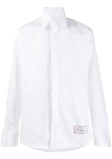 Karl Lagerfeld oversized collar modern fit shirt