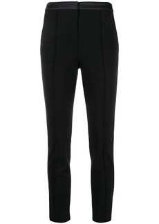 Karl Lagerfeld Punto logo tape trousers