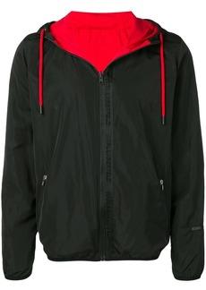 Karl Lagerfeld reversible rain jacket