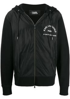 Karl Lagerfeld Rue St Guillaume hooded jacket