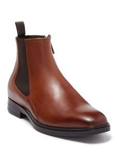 Karl Lagerfeld Side Zip Chelsea Boot