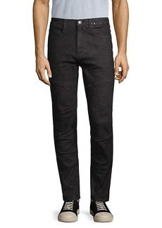 Karl Lagerfeld Studded Skinny Jeans