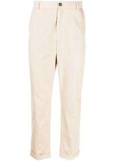 Karl Lagerfeld twill chino trousers