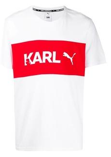 Karl Lagerfeld x Puma T-shirt