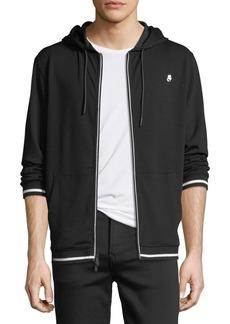 Karl Lagerfeld Zip Front Track Jacket