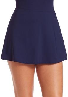 Karla Colletto A-Line Swim Skirt
