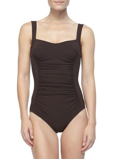 Karla Colletto Ruch-Front Underwire One-Piece