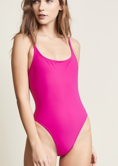 Karla Colletto Scoop One Piece