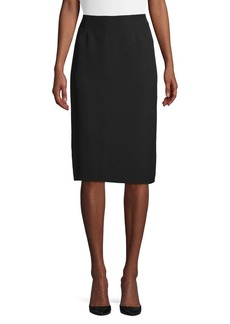 Kasper High-Rise Pencil Skirt