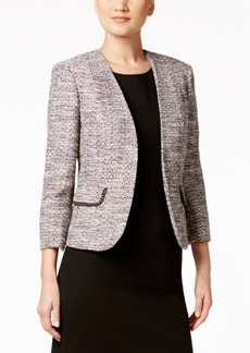 Kasper Embellished Tweed Jacket