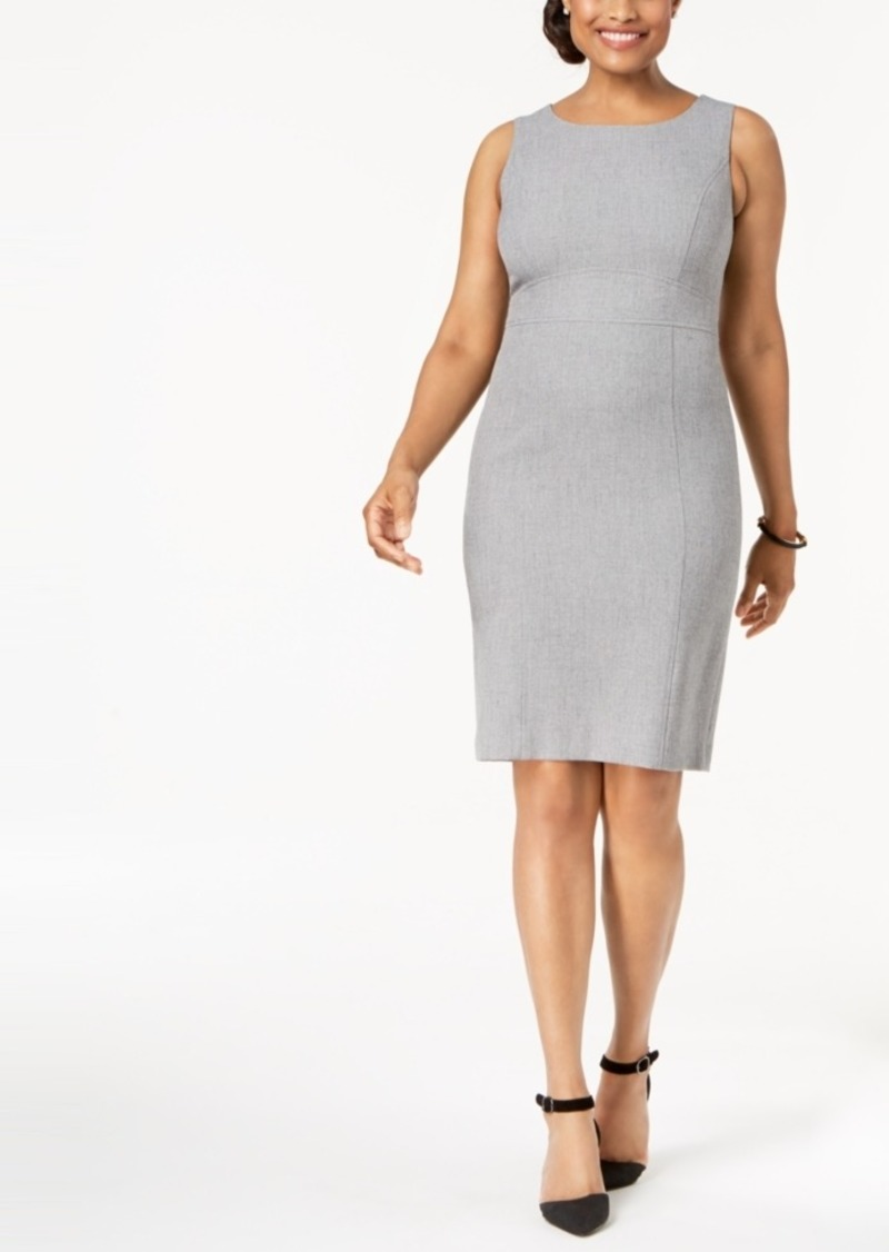 ef067daa2a1 Kasper Kasper Sleeveless Sheath Dress