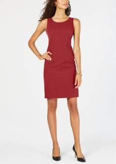 Kasper Sleeveless Sheath Dress
