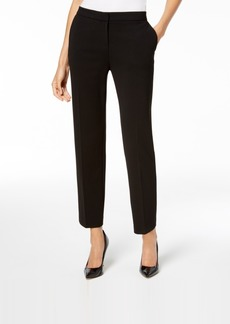 Kasper Straight-Leg Pants, Regular & Petite Sizes