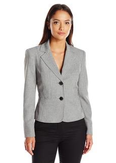 Kasper Women's 2 Button Jacket
