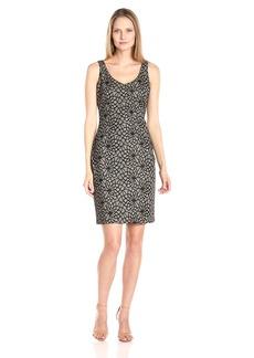 Kasper Women's Bonded Lace Dress