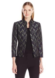 Kasper Women's Jacquard Jacket
