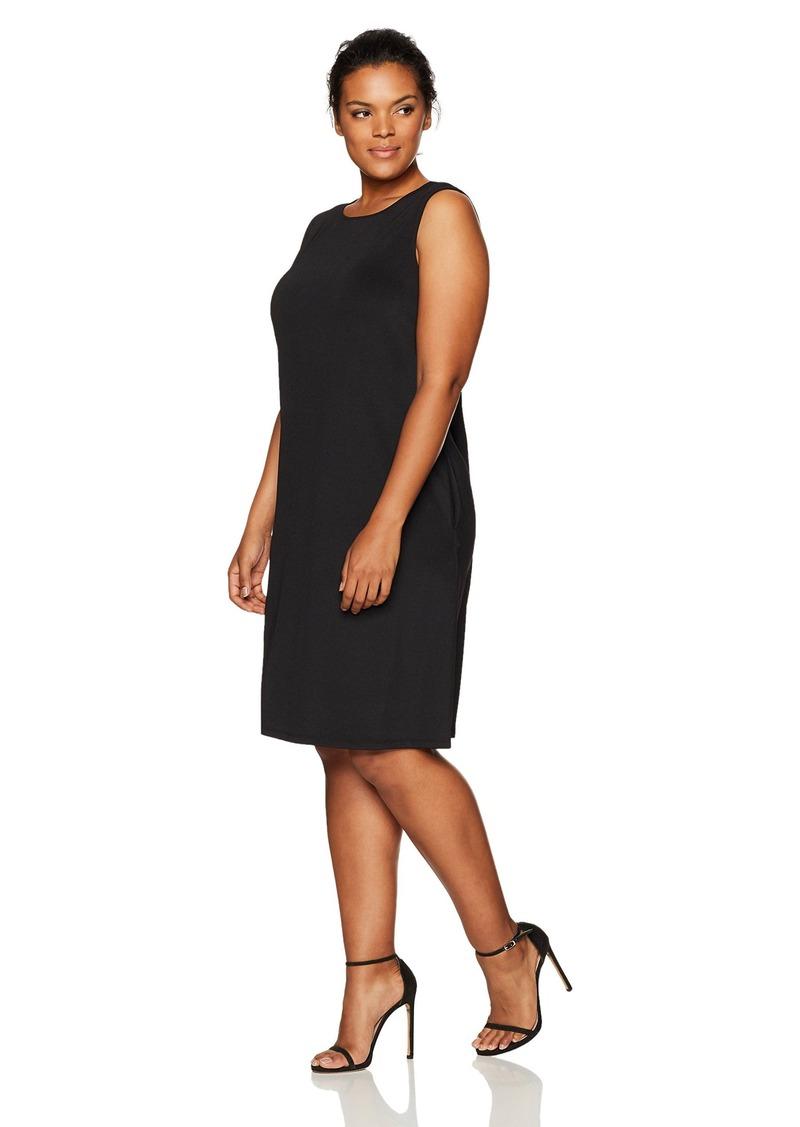 Kasper Kasper Womens Plus Size Swing Dress 1x Dresses Shop It To Me