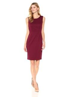 Kasper Women's Ponte Sheath Dress (2)