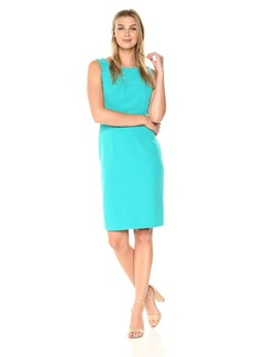Kasper Women's Stretch Crepe Sheath Dress (2)