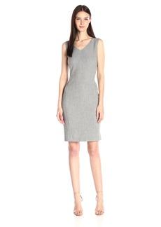 Kasper Women's V-Neck Dress  18