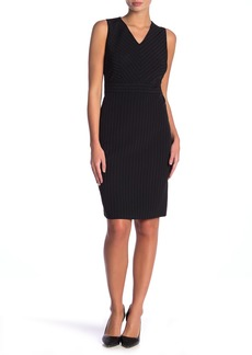 Kasper Sleeveless Midi Dress