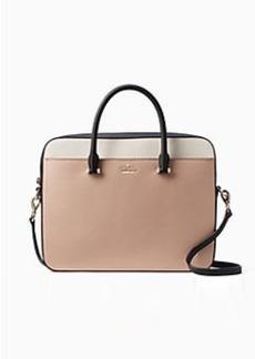 Kate Spade 13 inch saffiano bag