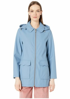 Kate Spade Matte Coated Jacket