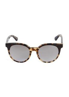 Kate Spade 51MM Abianne Round Sunglasses