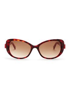 Kate Spade chandra 53mm cat eye sunglasses