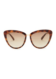 Kate Spade 56mm Cat Eye Sunglasses