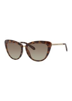 Kate Spade 56mm Cat Eye Sunglasses