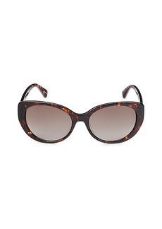 Kate Spade 56MM Everett Cat-Eye Sunglasses