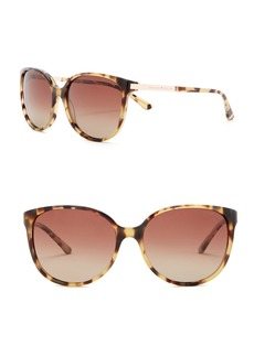 Kate Spade 56mm Shawna Rounded Sunglasses