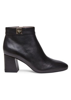 Kate Spade Adalyn Leather Ankle Boots