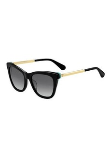 Kate Spade alexane rectangle sunglasses