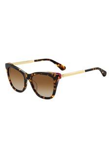 Kate Spade alexane rectangle sunglasses