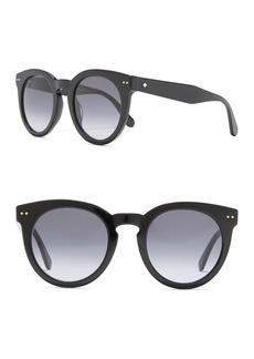 Kate Spade alexus 50mm round sunglasses