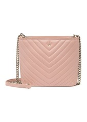 Kate Spade amelia small leather convertible crossbody bag