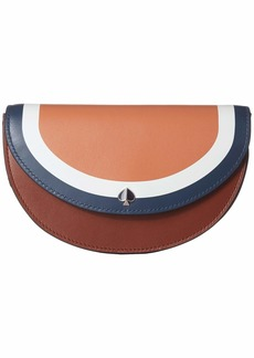 Kate Spade Andi Stripe Small Half Moon Belt Bag