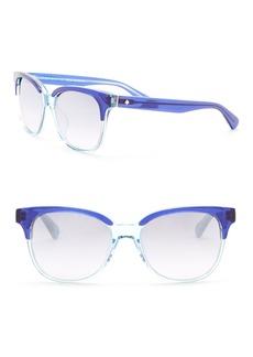 Kate Spade arlynn 52mm square sunglasses
